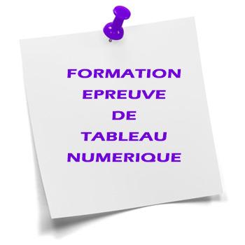 Tableau Numérique